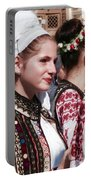 Romanian Beauty - 2 Portable Battery Charger