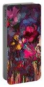 Romantic Garden Portable Battery Charger