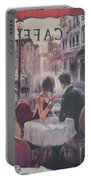 Romantic Meeting 2 Portable Battery Charger