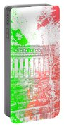 Rome - Altar Of The Fatherland Colorsplash Portable Battery Charger