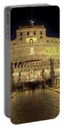 Rome Castel Sant Angelo Portable Battery Charger