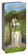 Rome Piazza Albania Portable Battery Charger