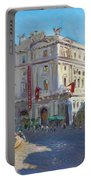 Rome Piazza Republica Portable Battery Charger