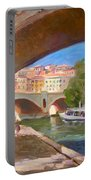 Rome Ponte Vittoria Emanuele Portable Battery Charger