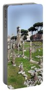 Rome Ruins Portable Battery Charger