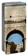 Rome - The Arch Of Constantine 3 Portable Battery Charger