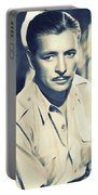 Ronald Colman, Hollywood Legend Portable Battery Charger