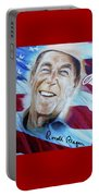 Ronald Reagan 2 Portable Battery Charger