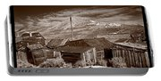 Rooflines Bodie Ghost Town Portable Battery Charger