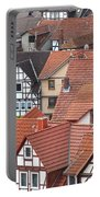 Roofs Of Bad Sooden-allendorf Portable Battery Charger