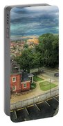 Rooftop View_pano Portable Battery Charger