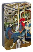 Rooster Coop Kids Ride Portable Battery Charger