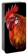 Rooster Pride Portable Battery Charger