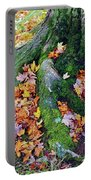 Roots And Leaves Portable Battery Charger