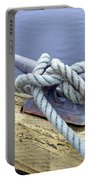 Rope And Bollard Portable Battery Charger