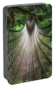 Rope Bridge Portable Battery Charger