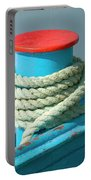 Rope Coil Portable Battery Charger