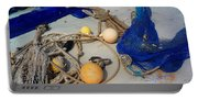 Ropes Nets And Bouys Portable Battery Charger