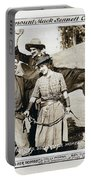 Roping Her Romeo 1919 Portable Battery Charger