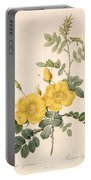 Rosa Eglanteria Portable Battery Charger