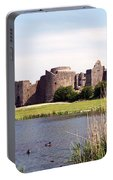 Roscommon Castle Ireland Portable Battery Charger