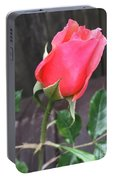 Rose Bud Portable Battery Charger
