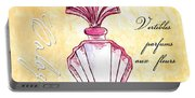 Rose De Provence Portable Battery Charger