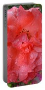 Rose Drops Portable Battery Charger