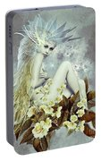 Rose Fairy Portable Battery Charger