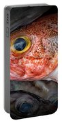 Rose Fish Portable Battery Charger