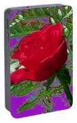 Rose For You Portable Battery Charger