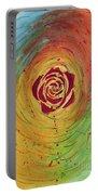 Rose In Vorteks Portable Battery Charger