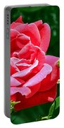 Rose Is Its Name Portable Battery Charger