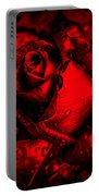 Furious Rose Magic Red Portable Battery Charger