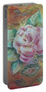 Rose Of Paris Portable Battery Charger