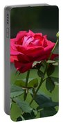 Rose Of Romance Portable Battery Charger