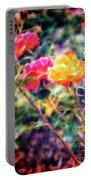 Rose Sweet Portable Battery Charger