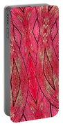 Rose Wood Portable Battery Charger