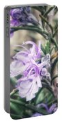Rosemary Blooming Portable Battery Charger