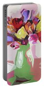 Rosemary's Tulips Portable Battery Charger