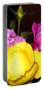 Roses 4 Portable Battery Charger
