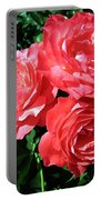 Roses 9 Portable Battery Charger