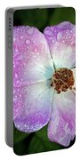 Roses After The Rain Portable Battery Charger