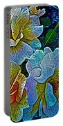 Roses Aglow Portable Battery Charger