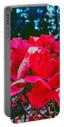 Roses At Mont Alto Portable Battery Charger