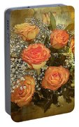 Roses From Judy Portable Battery Charger