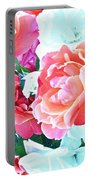 Roses Galore Portable Battery Charger