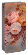 Roses Study Portable Battery Charger