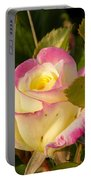 Roses Warm Hearts Portable Battery Charger