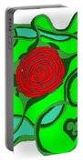 Roseybud Portable Battery Charger